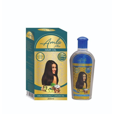 Amla plus Hair Oil coconut Argan