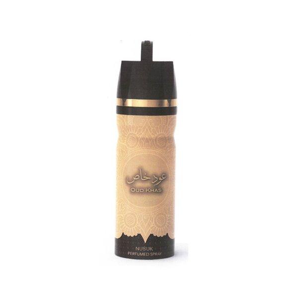 nus Deo Oud Khas Perfumed spray 200 ml