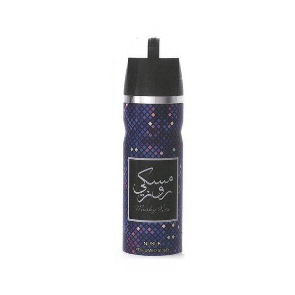 Nusuk Deo spray Musky rose 200 ml