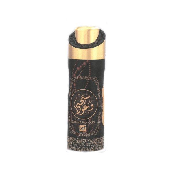 Deodorant Sabha Wa Oud 200 ml