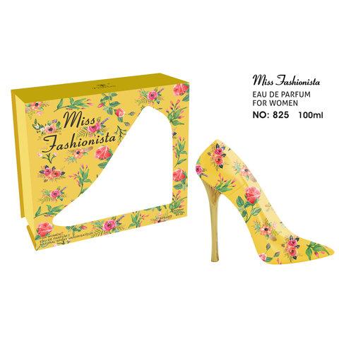 Miss  Fashionista  Yellow