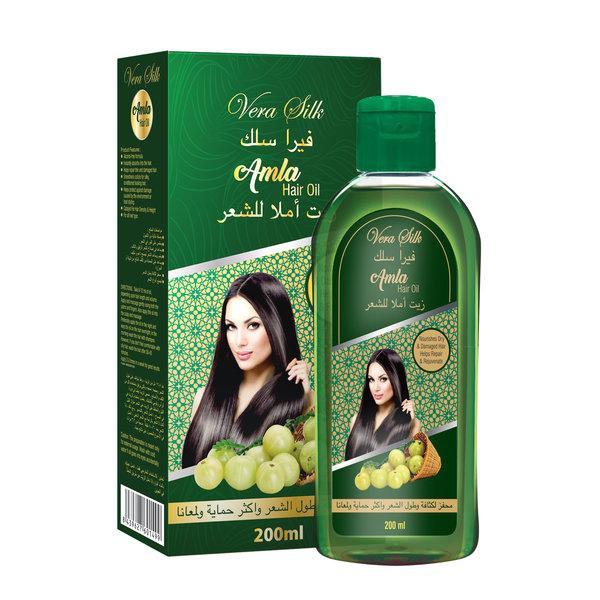 Vera Silk Hair Oil Amla 200 ml