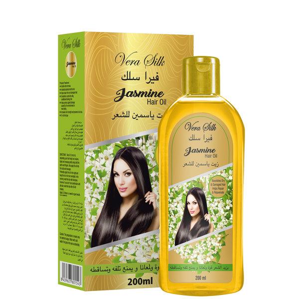 Vera Silk Hair oil  jasmine 200 ml