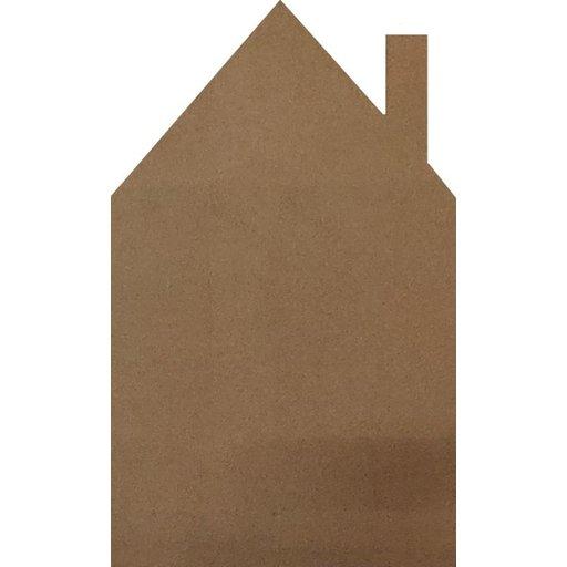 Ongekend Kurk prikbord - op maat - Huis - 200 x 120 cm ✓ Bestel nu GI-85