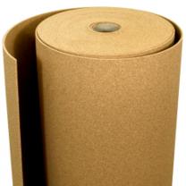 Isolatiekurk op rol - Warmte en geluidsisolerende kurkrollen