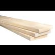 Prikbord met steigerhout lijst op maat