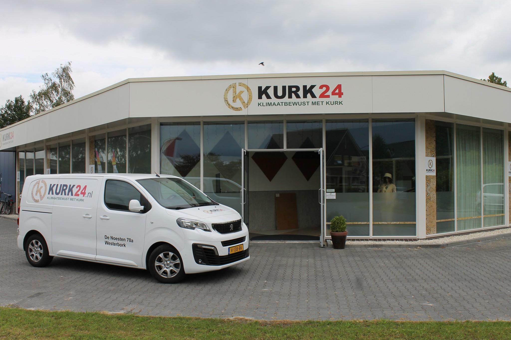 kurk showroom Westerbork