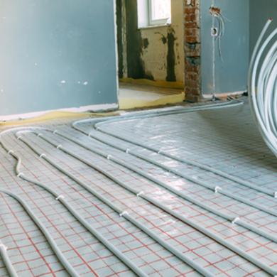 Kurkvloer en vloerverwarming - Altijd een warme vloer