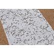 Wandkurk tegel - Marmer wit - 60 x 30 cm - 3mm dik - PER M2
