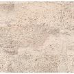 Wandkurk 'Element Rustic White ' GEWAXT - 60 x 30 cm - 3mm dik - per m²