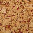 Wandkurk 'Country Red' GEWAXT - 60 x 30 cm - 3mm dik m²