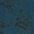 Wandkurk 'Navy Blue' GEWAXT - 3mm dik - Per m²