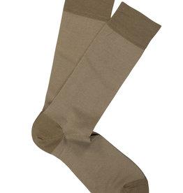 Marcoliani Marcoliani sokken beige birdseye