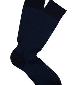 Marcoliani Marcoliani sokken blauw birdseye