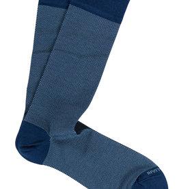 Marcoliani Marcoliani sokken lichtblauw birdseye