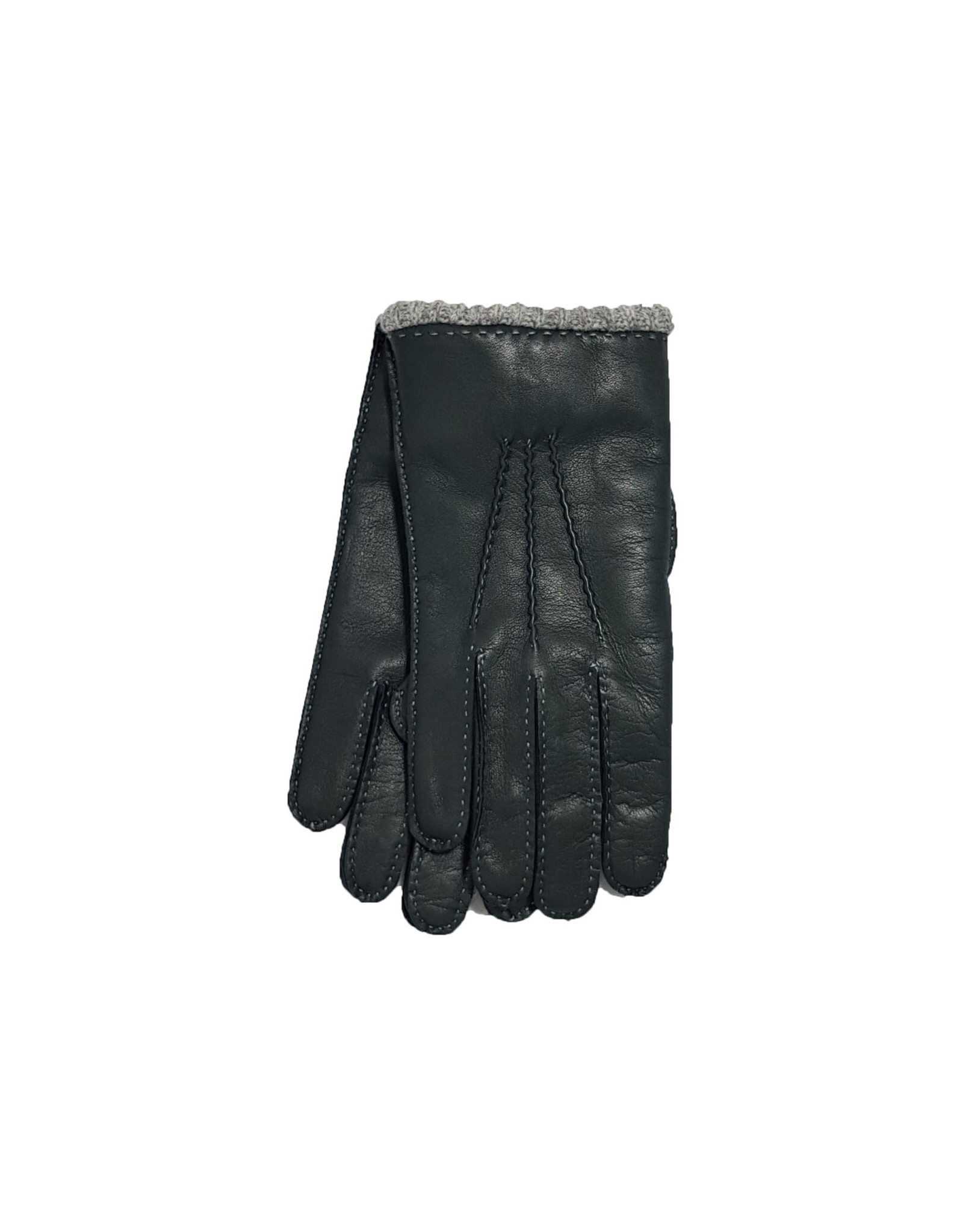 Mazzoleni Mazzoleni handschoenen leder groen 904/20