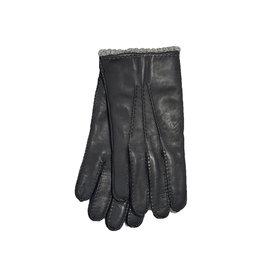 Mazzoleni Mazzoleni handschoenen leder grijs