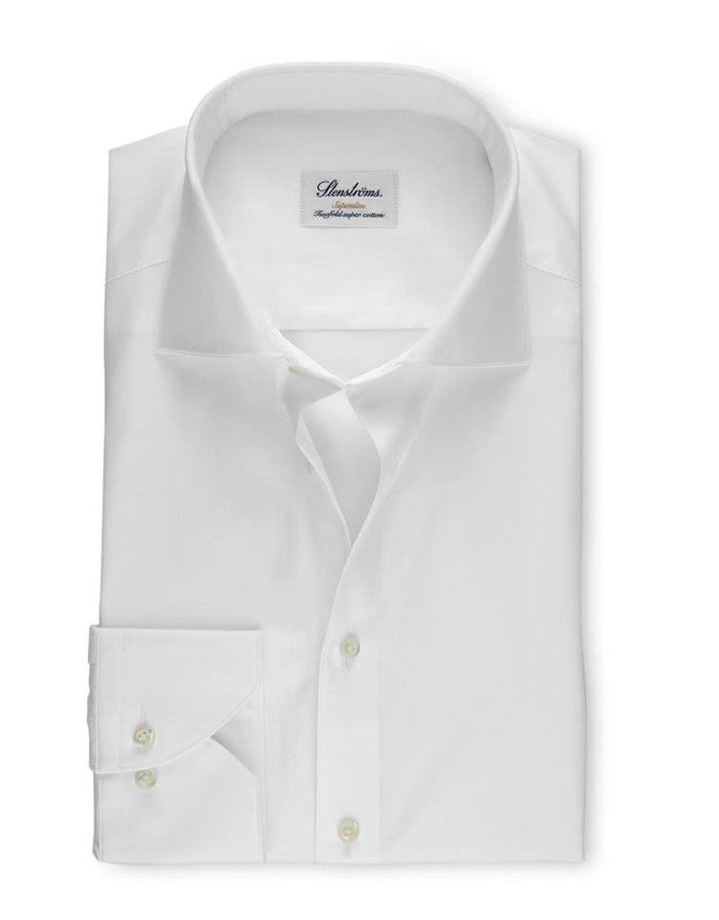 Stenströms Stenströms hemd wit superslim 890901-1467/000