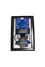 Leyva Leyva bretellen blauw D400/514 T-4854