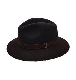 Borsalino Borsalino hoed bruin