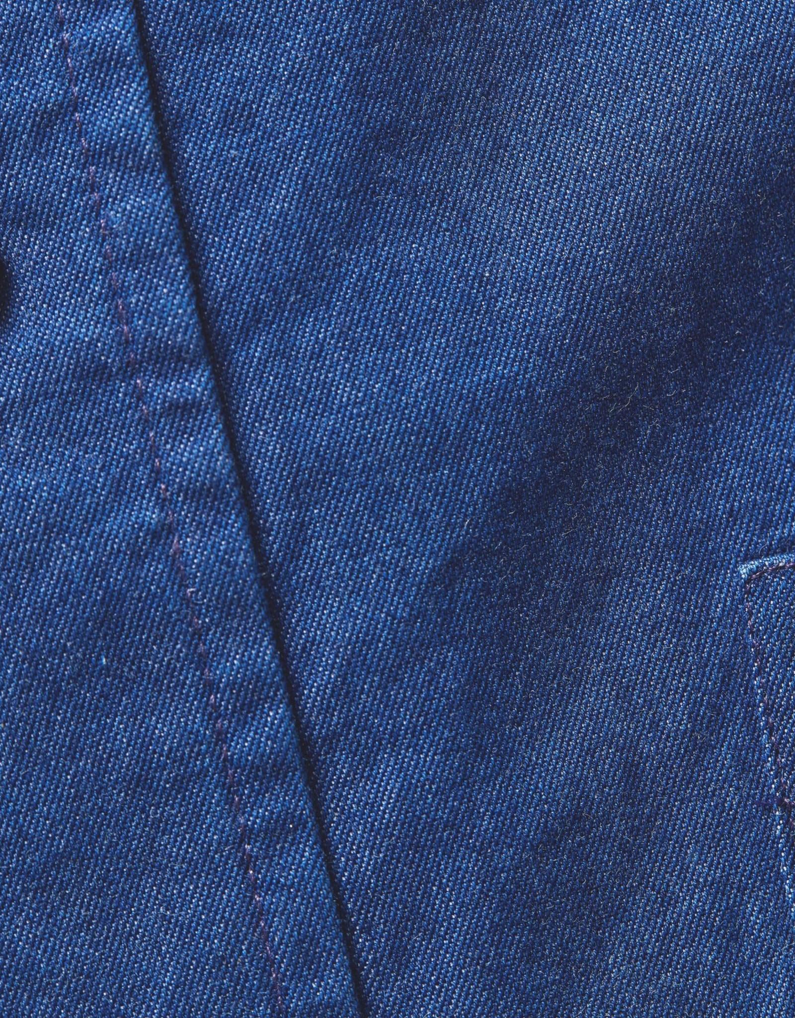 Eton Eton hemd blauw slimfit 0804-76617/28