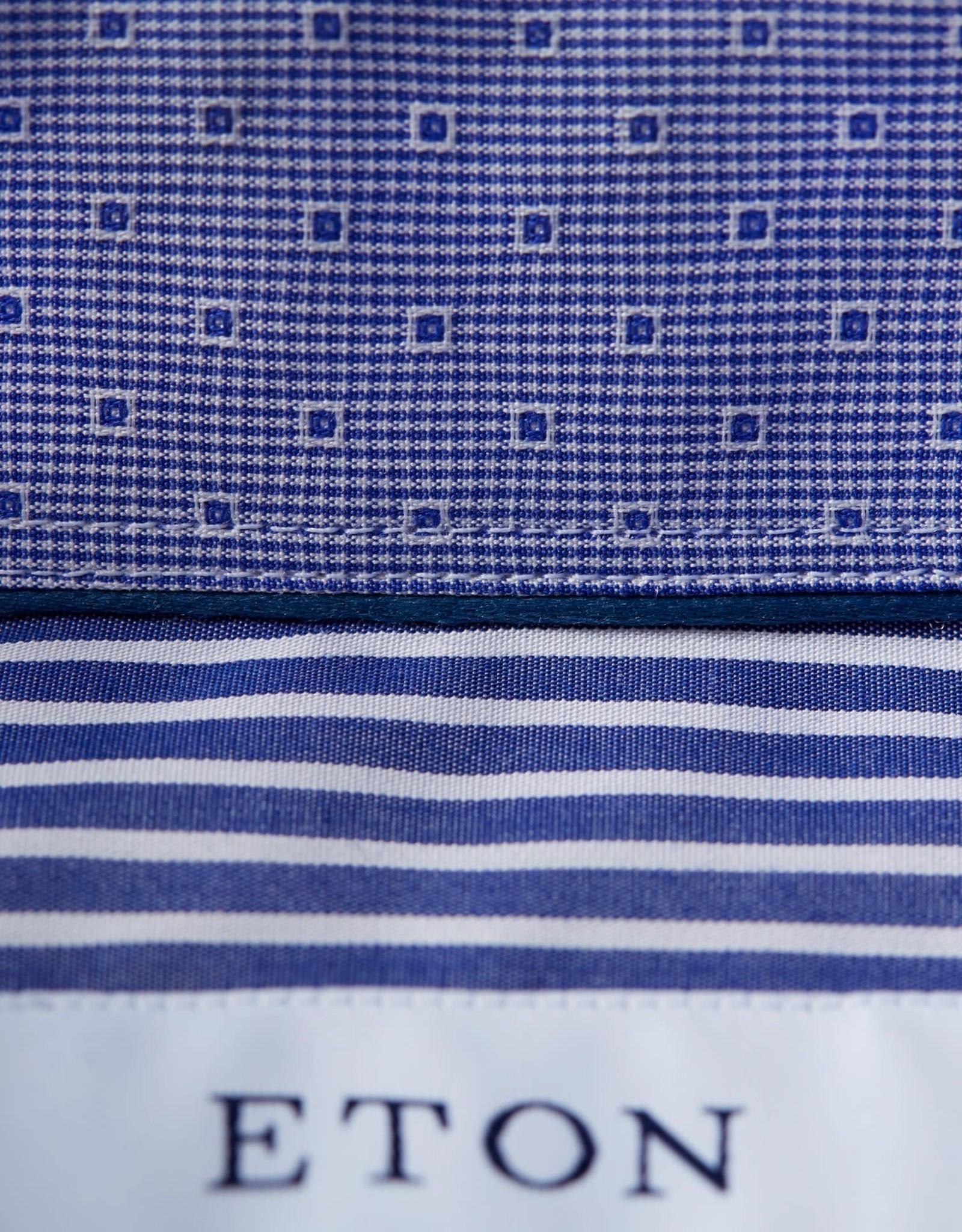 Eton Eton hemd blauw classic 2036-78167/25