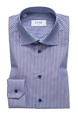 Eton Eton hemd blauw slim 2036-79667/25