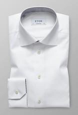 Eton Eton hemd wit contemporary 3000-00458/00
