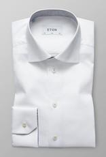 Eton Eton hemd slim wit 3000-00652/00