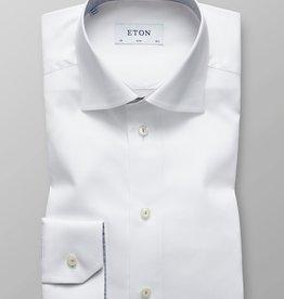 Eton Eton hemd slim wit