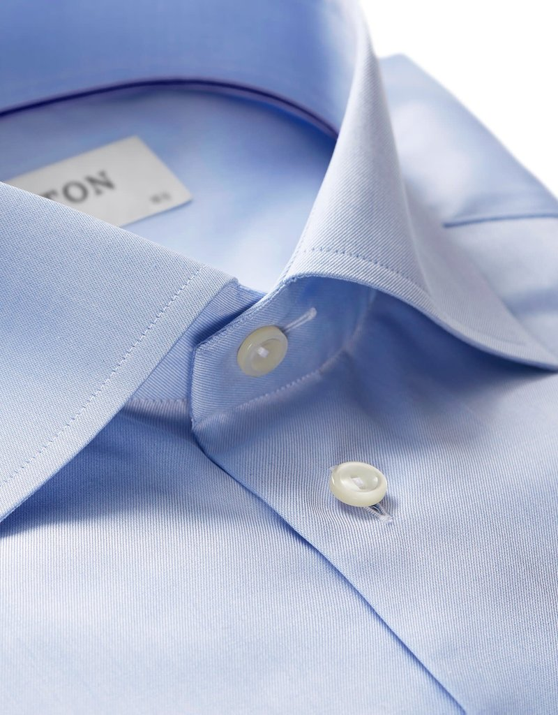 Eton Eton hemd blauw slim 3000-79511/21