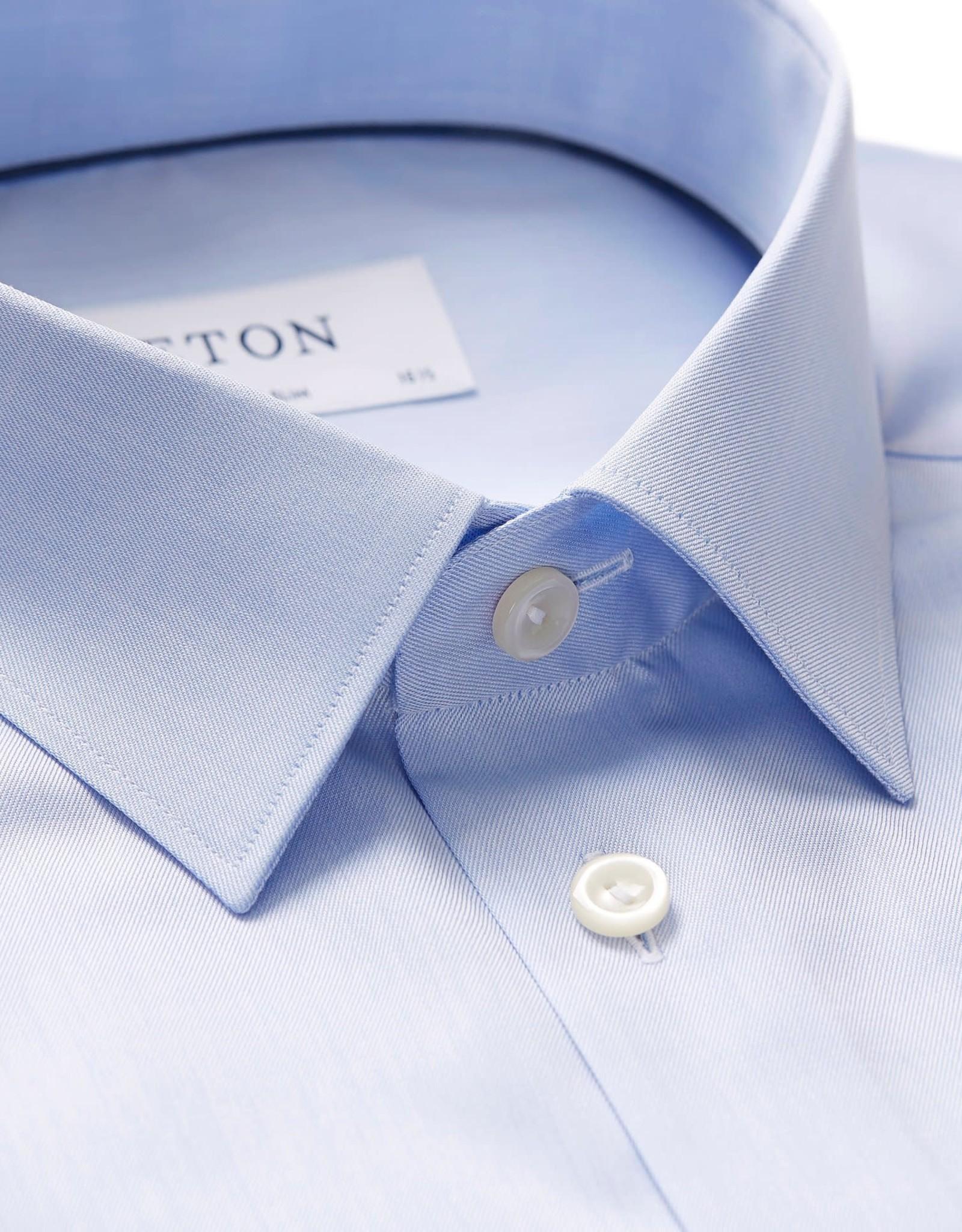 Eton Eton hemd blauw super slim 3000-88811/21
