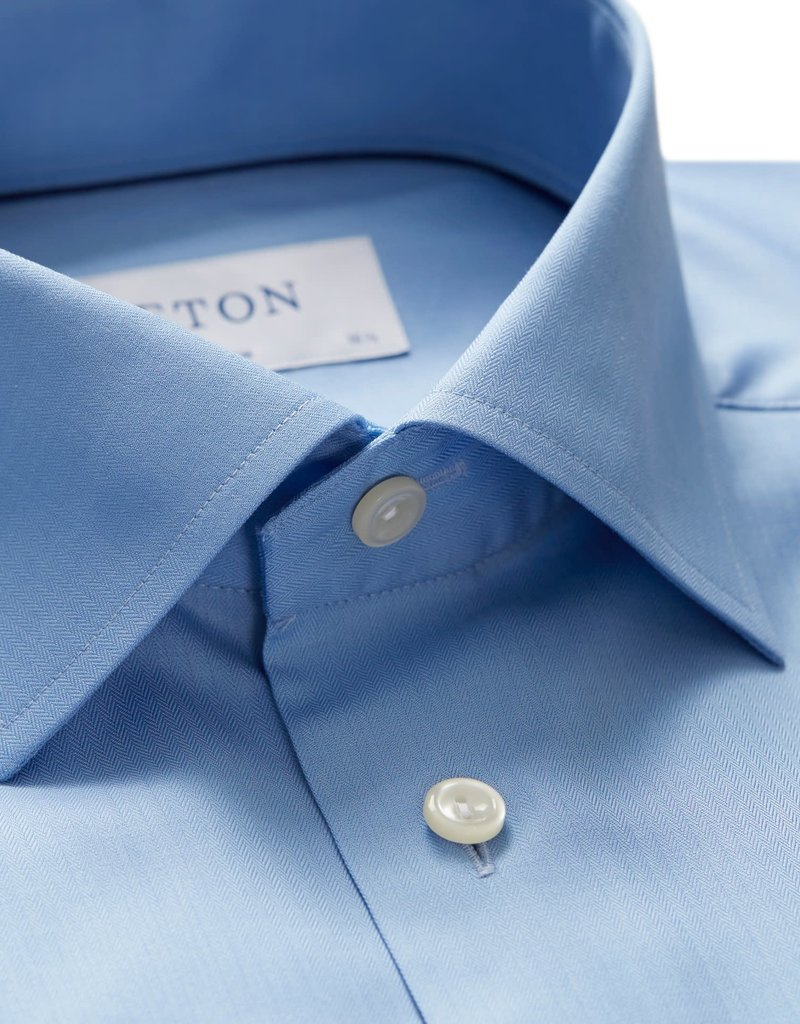 Eton Eton hemd blauw contemporary 3072-79311/22