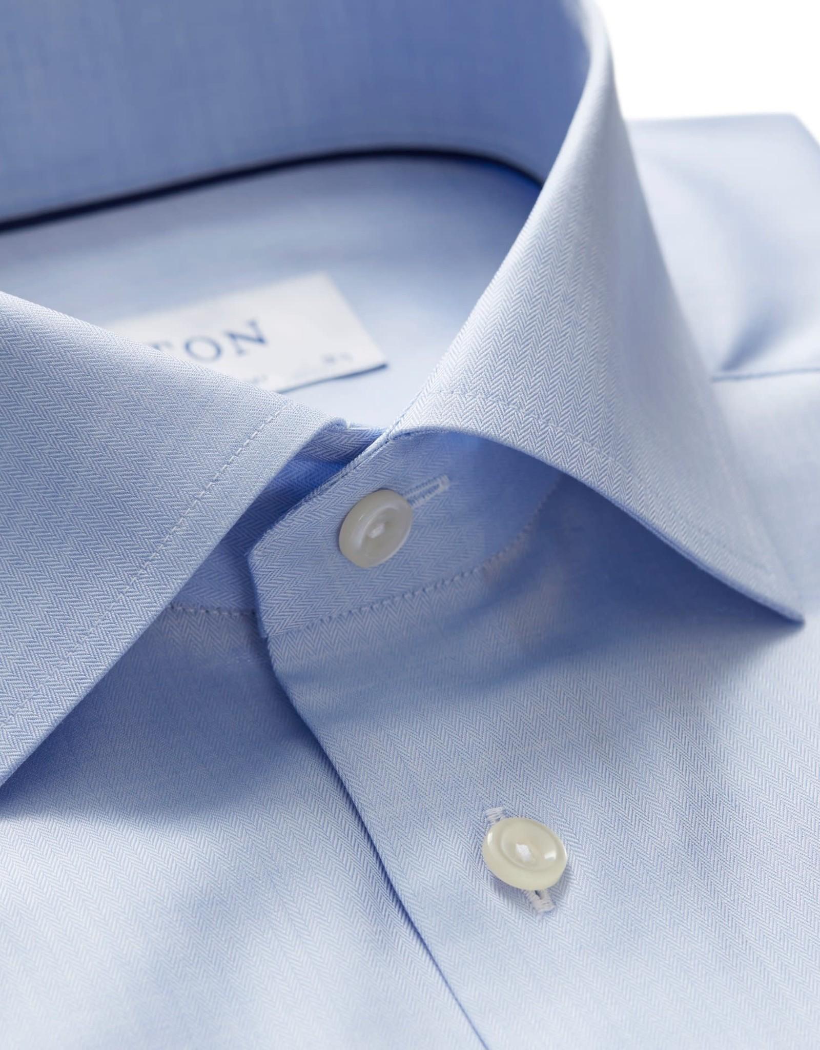 Eton Eton hemd blauw slim 3072-79511/20