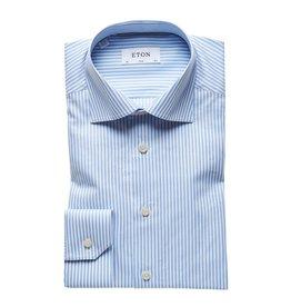 Eton Eton hemd blauw slim