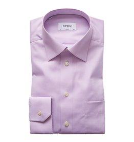Eton Eton hemd lila classic
