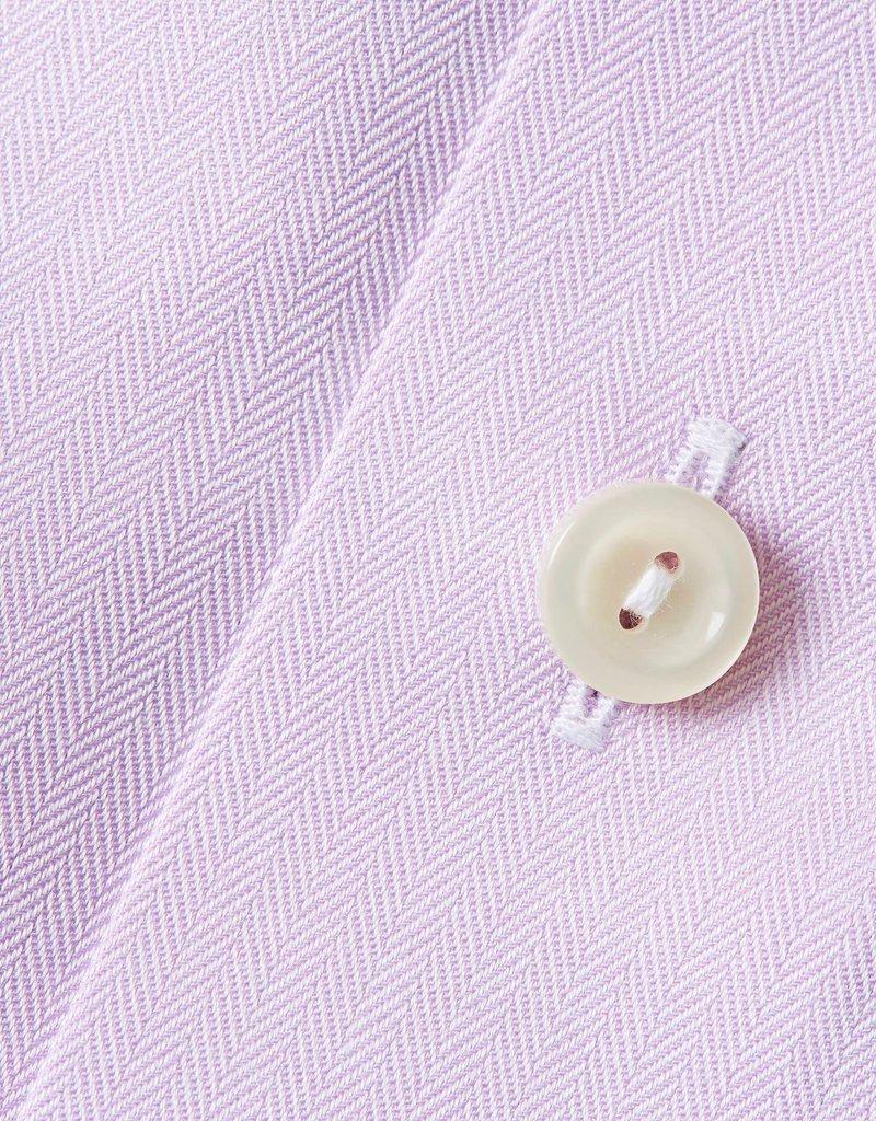 Eton Eton hemd lila slim 3153-79511/72