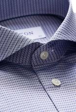 Eton Eton hemd blauw slimfit 3209-73511/29