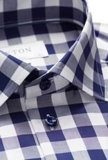 Eton Eton hemd blauw contemporary 3365-79344/01