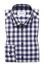 Eton Eton hemd blauw slim 3365-79544/01