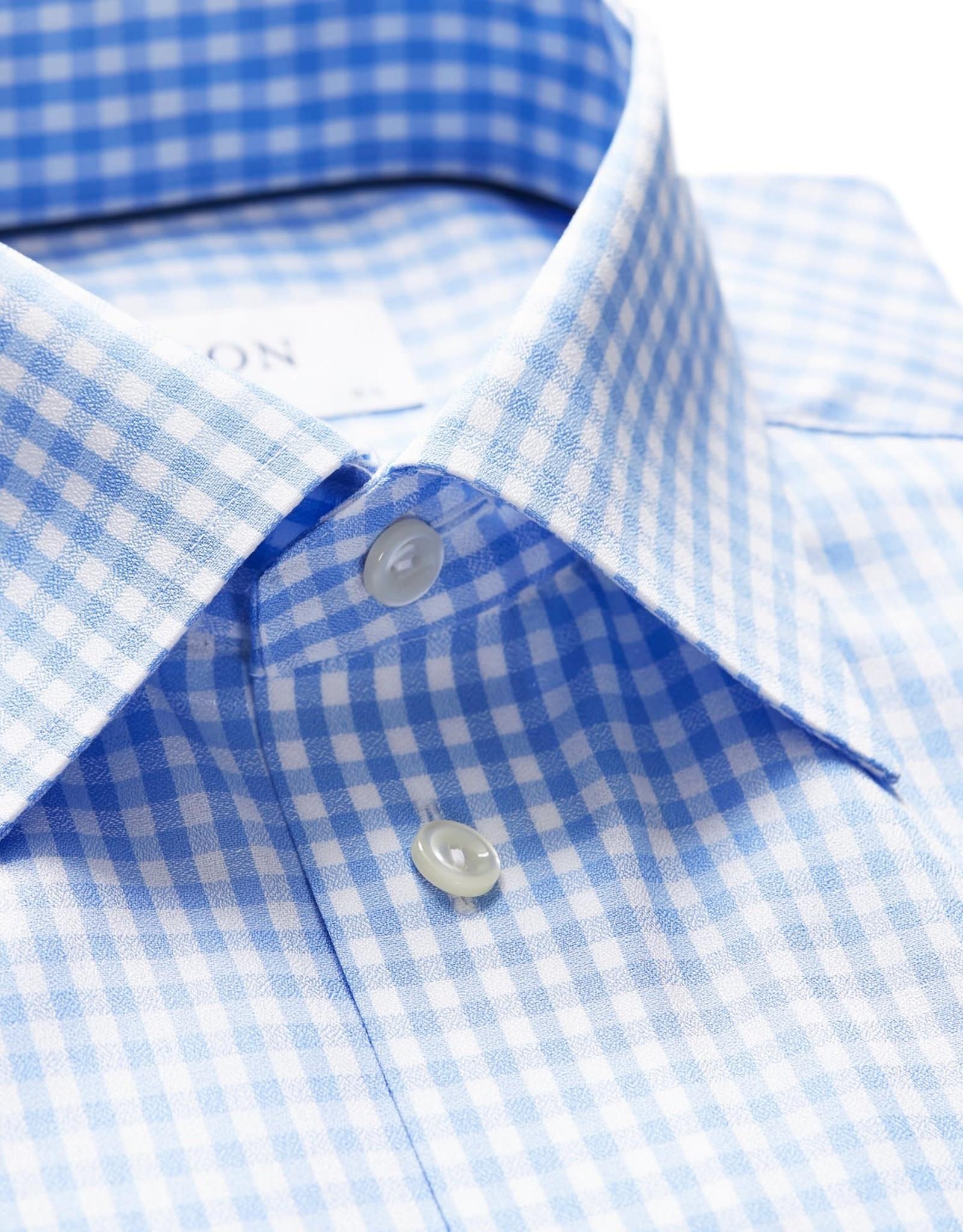 Eton Eton hemd blauw classic 3367-78011/23