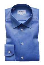 Eton Eton hemd blauw slim 3382-79573/25