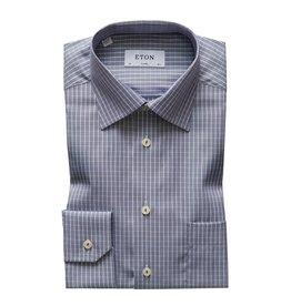 Eton Eton hemd grijs classic
