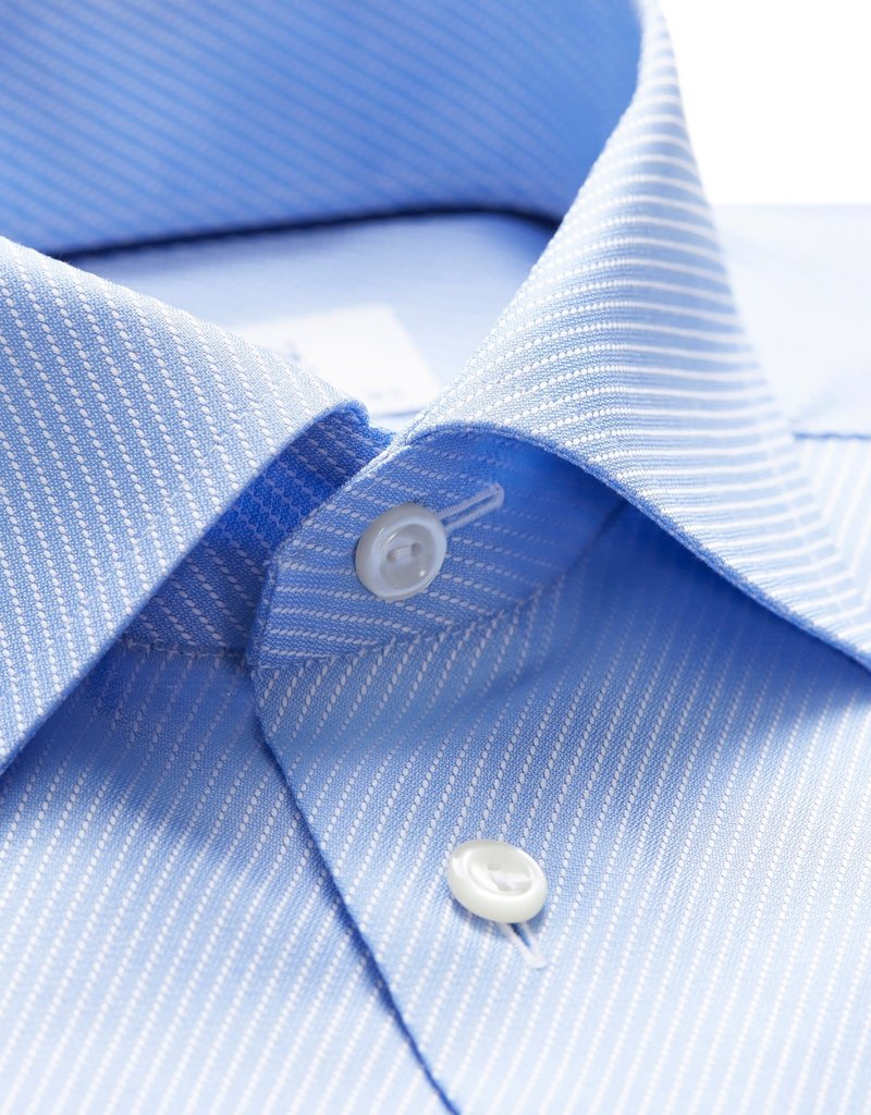 Eton Eton hemd blauw contemporary 3402-79311/21