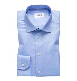 Eton Eton hemd blauw slim 3402-79511/21