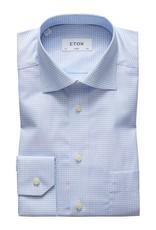 Eton Eton hemd blauw classic 3410-79011/21