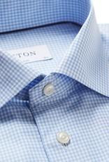 Eton Eton hemd blauw slimfit 3410-79511/21