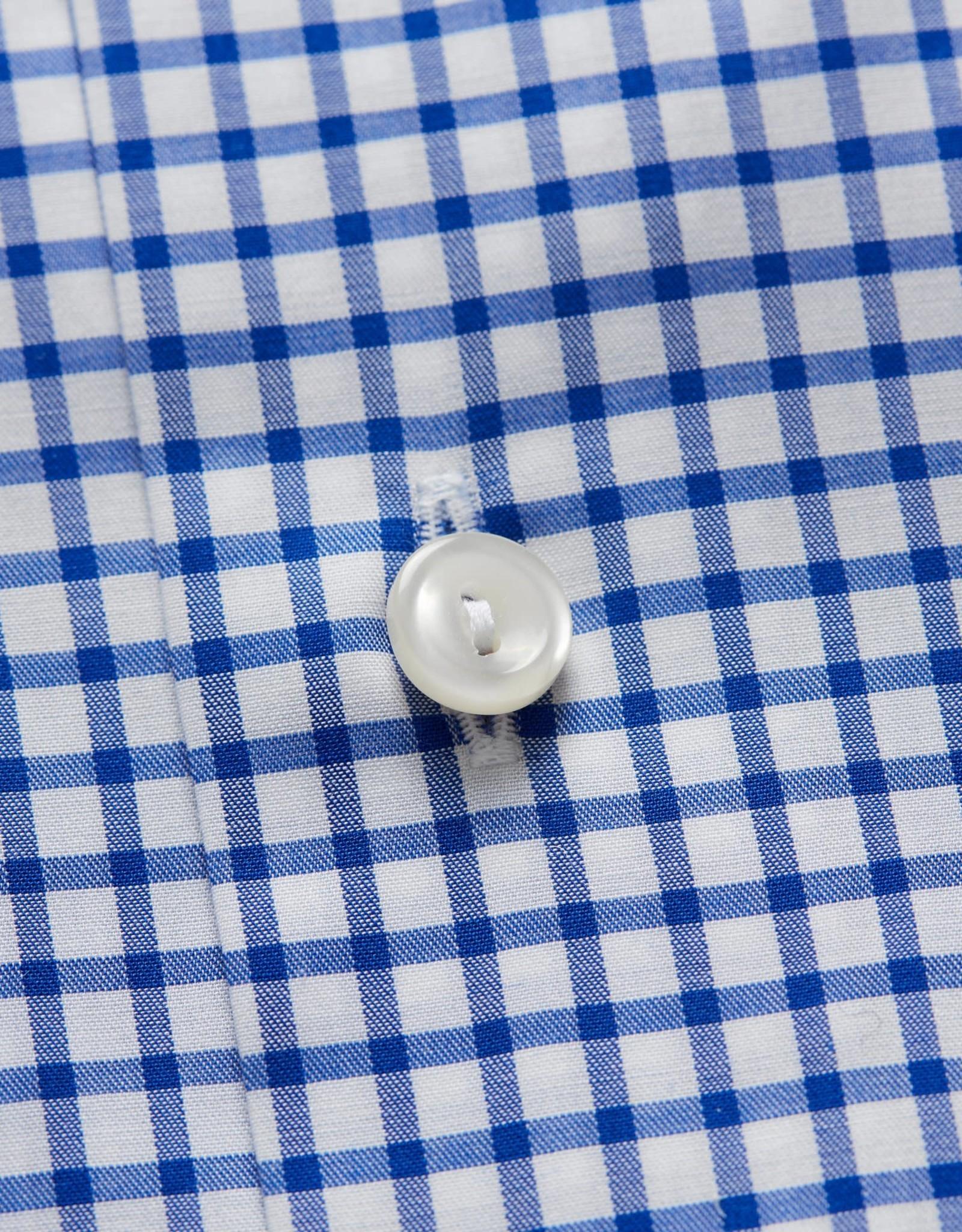 Eton Eton hemd blauw slim 3995-73511/25