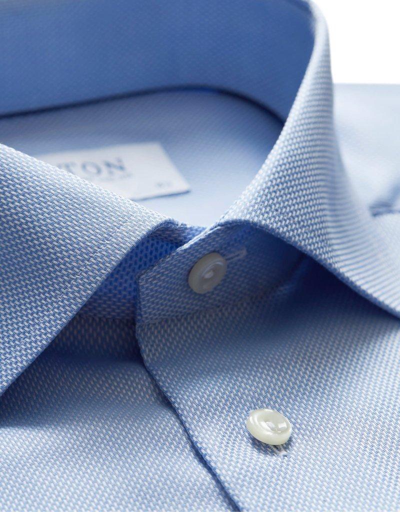 Eton Eton hemd blauw contemporary 4064-79311/21