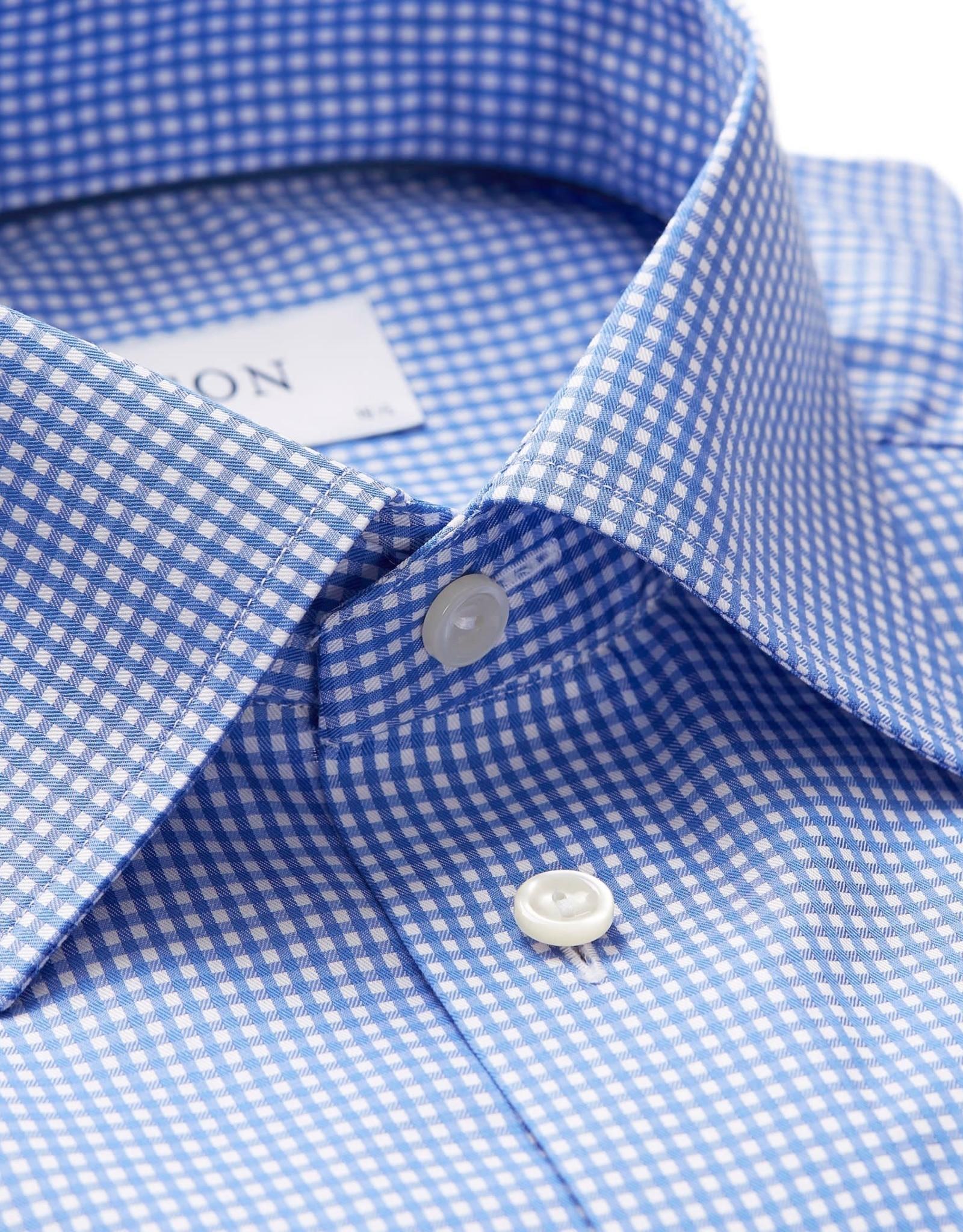 Eton Eton hemd blauw classic 7670-78011/25